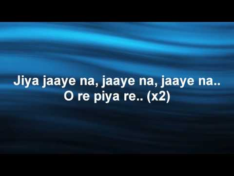 Muskurane Ki Wajah Tum Ho Lyrics CityLights