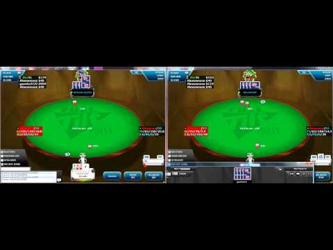 Alexonmoon Video Move up your heads up game en pot limit omaha