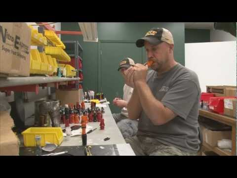 RNT Webisode Short Reed Goose Call Tuning