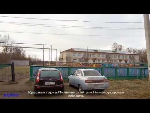 Татарские сёла.КРАСНАЯ ГОРКА.Нижегородская область.Рулим на Ниве