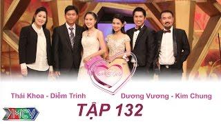 NEWLYWEDS - Ep. 132   Thái Khoa - Diễm Trinh   Kim Chung - Dương Vương   21-Feb-16