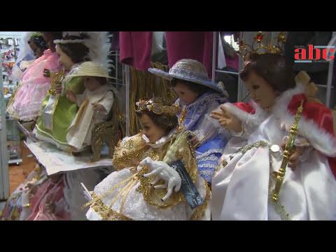 20 de Enero de 2012 Comenzó la venta de trajes para niños Dios.