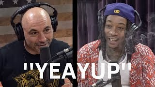 """Yeayup"" - A Joe Rogan and Wiz Khalifa Conversation 