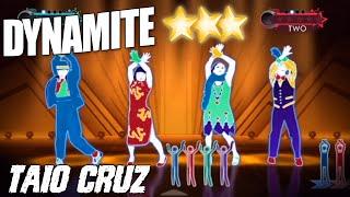 download lagu �� Dynamite - Taio Cruz - Just Dance 3 gratis