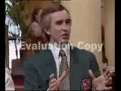 Alan Partridge - Sunday Bloody Sunday