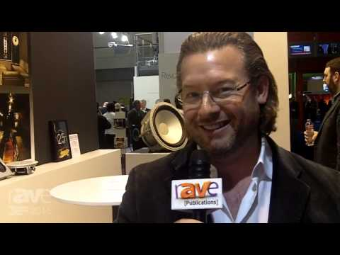 ISE 2015: SAE, Scientific Audio Electronics, Presents SAE 2HP Amplifier