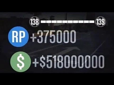 НАКРУТКА RP БЕЗ БАНА КАК ПРОКАЧАТЬ УРОВЕНЬ В GTA 5 Online БЕЗ БАНА
