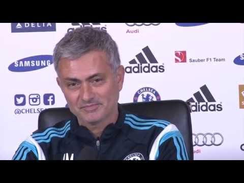 Killer Jose: Mourinho tells reporter 'I want to kill your mood'