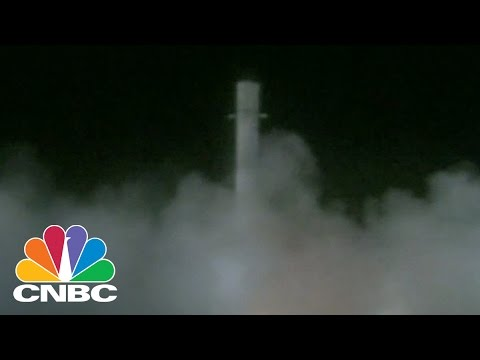 Elon Musk's SpaceX Falcon 9 Makes Historic Vertical Landing | Tech Bet | CNBC