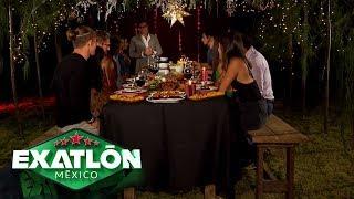 La nueva fortaleza fue sede de la Cena de Navidad! | Episodio 96 | Exatln México