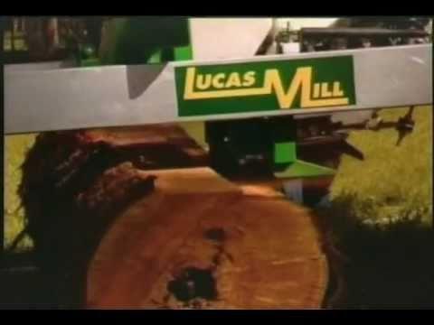 Aserraderos Portatiles Lucas Mill