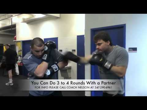 BOXING DEFENSE - BLOCKING PUNCHES - BOXING TECHNIQUES Image 1