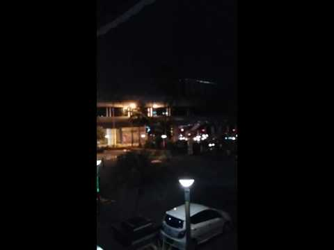 Kebakaran di Plaza Medan Fair (Carrefour)-Fire at Plaza Medan Fair