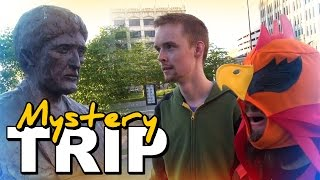 Scranton History Lesson | Mystery Trip