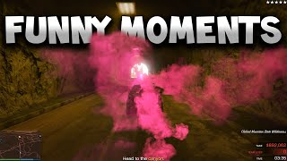 Grand Theft Auto 5 - Funny Moments 2