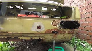 1971 Morris Marina Basket Case Restoration. Part 1