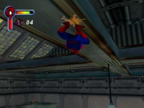 Spider-Man - Original PC Game: The Warehouse - Part 1