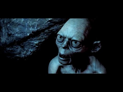 Shadow of Mordor Comic Con 2014 Trailer - Gollum