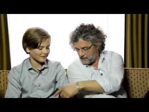 Garrett Wareing & Francois Girard Interview - Boychoir