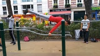 Street Infinity Motivation France (Street workout)