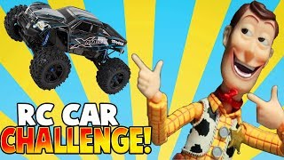 BATTLE BOT RC CAR SURVIVAL! | Garry's Mod Gameplay | Gmod Gameplay Funny Moments - Sandbox Building!