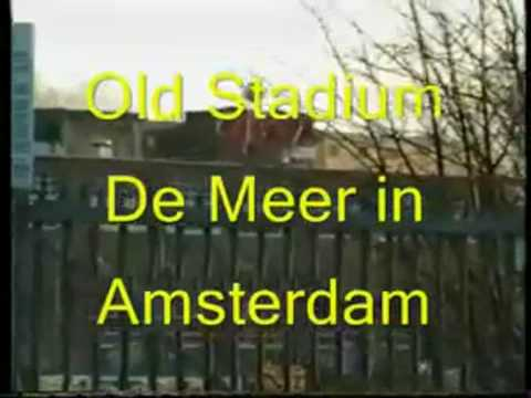 Ajax Memories of De Meer 1995