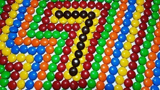 Numbers 1-10 (Bonus to 25!) | Kids Learn to Count with M&M's & Candy