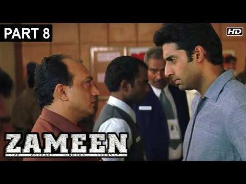 Zameen Hindi Movie HD | Part 8 | Ajay Devgan, Abhishek Bachchan, Bipasha Basu | Latest Hindi Movies