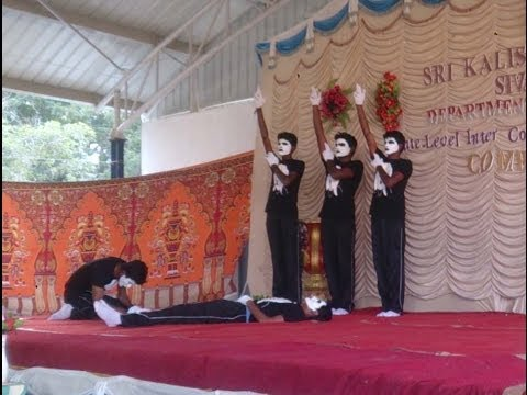 Mime Show ( Dedicated To Indian Army ) Hd video