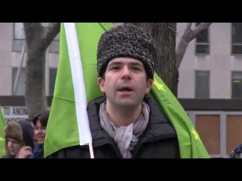Circassians United For Circassians In Syria (New York, USA)