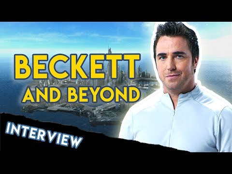 """Beckett and Beyond"" – Interview with Paul McGillion (2018)"