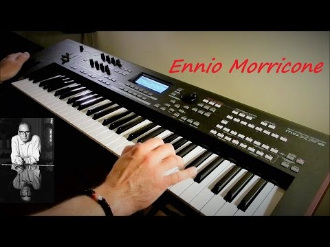 Ennio Morricone - Le Vent, Le Cri - Piotr Zylbert - Yamaha Moxf6 (hd) video