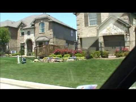 dallas texas driving through some beautiful neighborhoods youtube. Black Bedroom Furniture Sets. Home Design Ideas