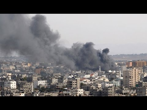 Psalm 83 : Israeli IDF Fighter Jets bombed 29 Islamic Jihad Targets in the Gaza Strip (Mar 13, 2014)