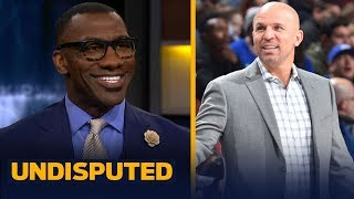 Jason Kidd would be a great fit as the next Lakers head coach – Shannon Sharpe | NBA | UNDISPUTED
