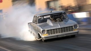 Blown V8 Chevy Nova - SCH Racing