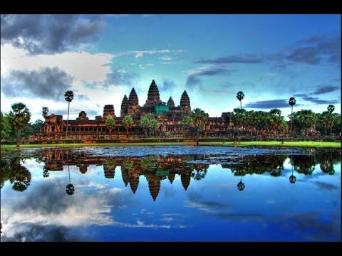 Angkor Wat ,Hindu temple , cambodia