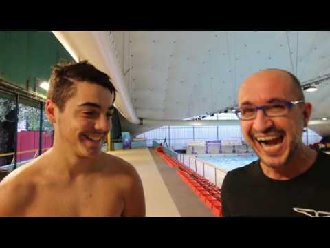 Radio 23 intervista Jack, atleta australiano di pallanuoto