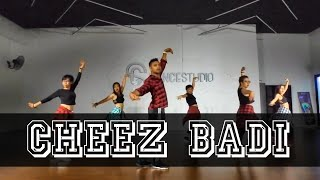 download lagu Cheez Badi - Easy Steps  Machine  Mustafa, gratis