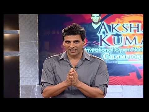 Akshay Kumar 1st Invitational Open National Karate-do Championship - Part 1
