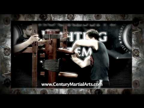 Jeet Kune Do_Paul Vunak_Vol4 Wooden Dummy Training Image 1