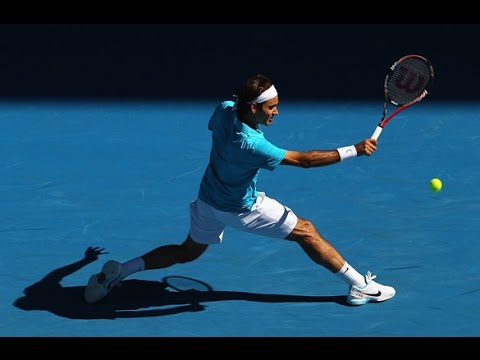 Roger Federer - Beautiful Angles [HD] |25 SUBS CONTEST|