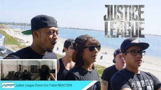 Justice League - Comic-Con Sneak Peek Ultimate Reaction! With Ismahawk