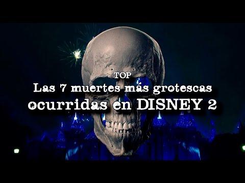 Las 7 muertes más grotescas ocurridas en Disney 2
