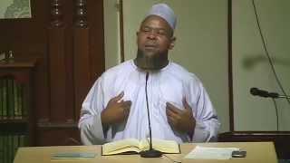 Aqeedah Class by Sh. Abu Usamah