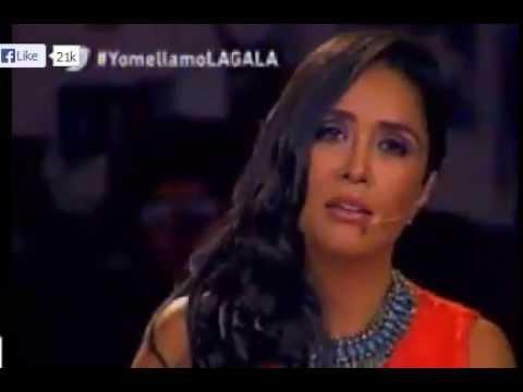 Yo me llamo - Ecuador Whitney Houston  #YomellamoLAGALA