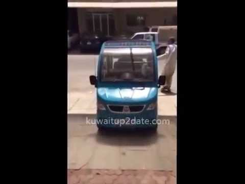 Solar Powered Car by United Time General Trading & Contracting Company, Kuwait. #Kuwait #q8