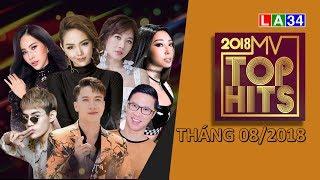 MV TOP HITS – THÁNG 08 – CA SỸ MINH HẰNG | LATV