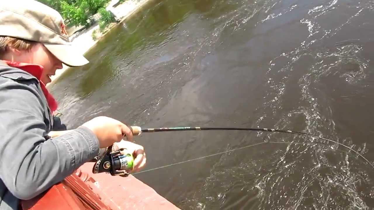 время для рыбалки киев