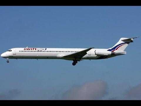 Un avión de Swiftair desaparece cerca de Mali
